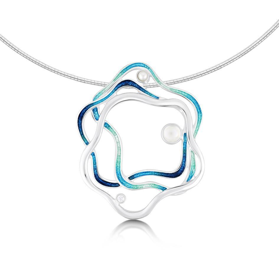 Tidal Islands Necklet - ESN195