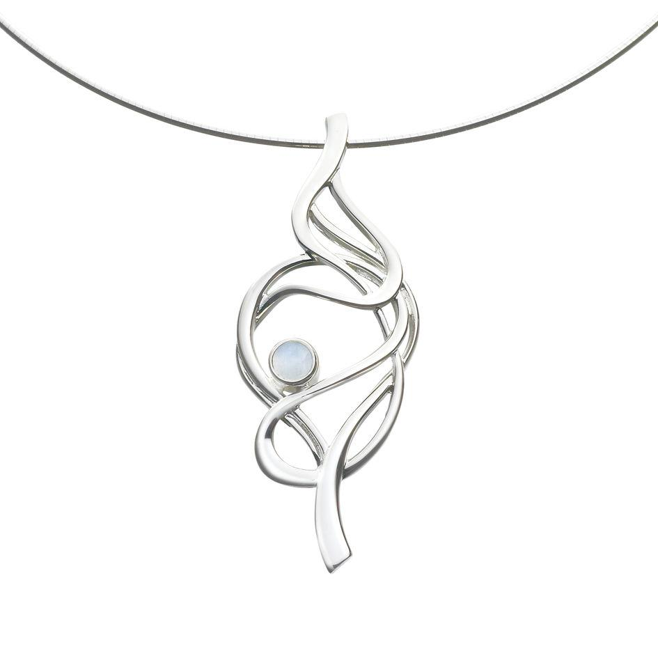 Sheila Fleet Tidal Necklace - SNXX155-Ogham Jewellery