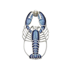 Sheila Fleet Turning Tides Lobster Brooch - EB65-Ogham Jewellery