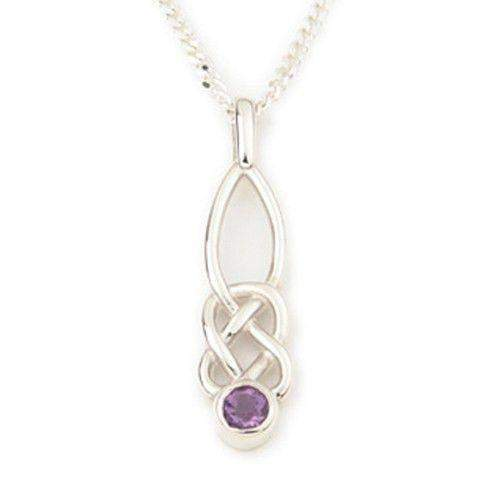 Sterling Silver Celtic Pendant - CP241