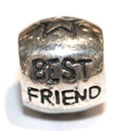 Sterling Silver Friendship Bead-Ogham Jewellery