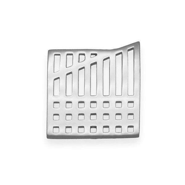 Sterling Silver Macintosh Brooch -B590-Ogham Jewellery