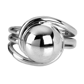 Tianguis Jackson Silver Ring R599-Ogham Jewellery