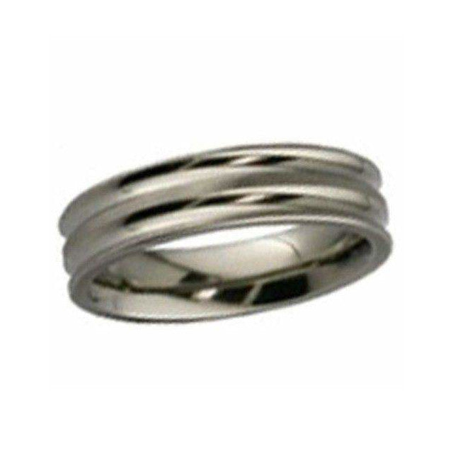 Titanium Wedding Ring - 2209
