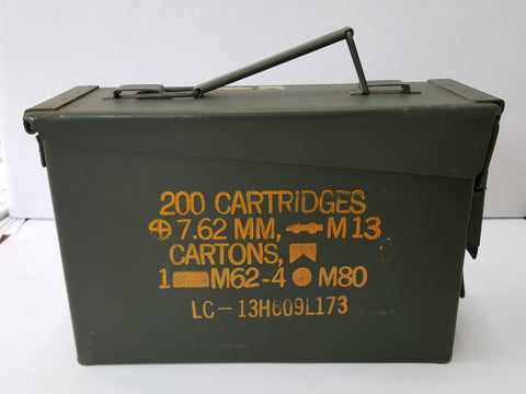 .30 Cal Ammo Can