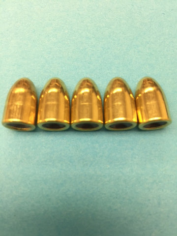 9mm 115 Gr FMJ Pulled Bullets