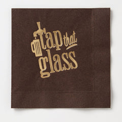 Tap That Glass Napkins