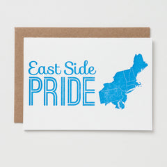 East Side Pride Card