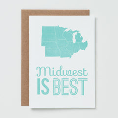 Midwest is Best Card
