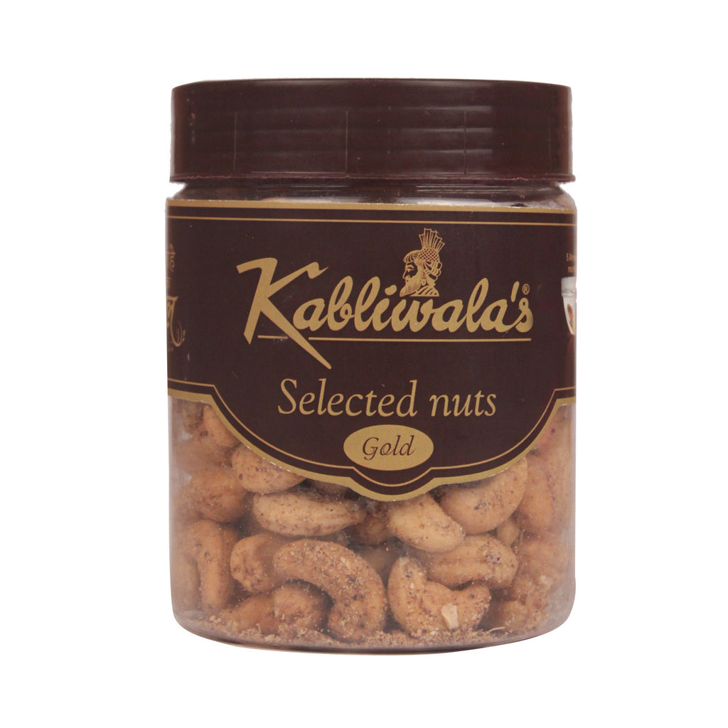 Kaju Fried Masala / Spicy Fried Cashew nut - Kabliwala's