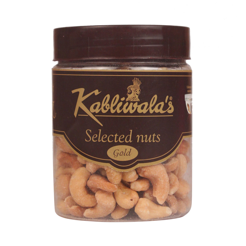 Kaju Fried Salted / Cashew nut fried salted - Kabliwala's