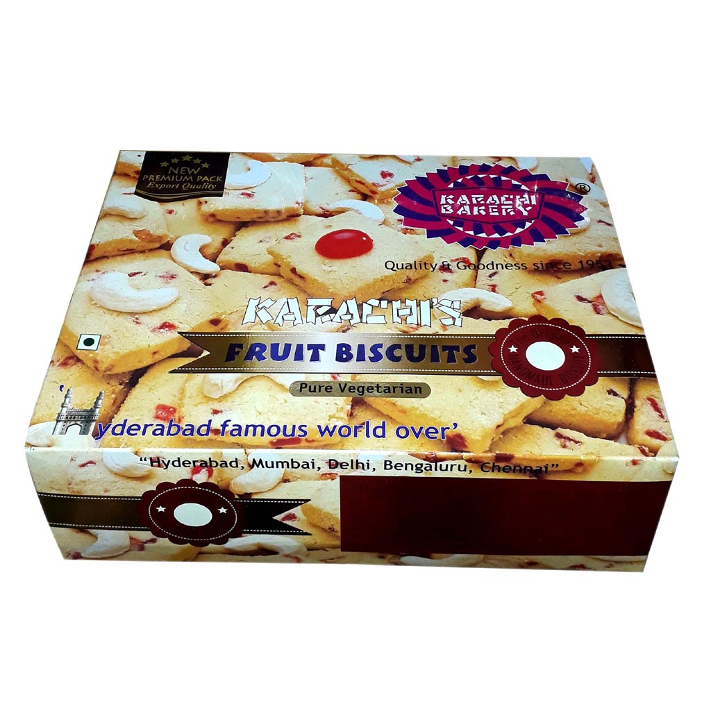 KARACHI FRUIT COOKIES