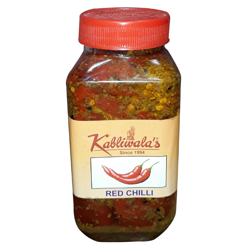 RED CHILLY PCKL