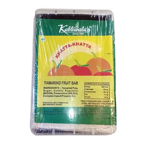 Aam Papad Imli / Tamarind Fruit Bar
