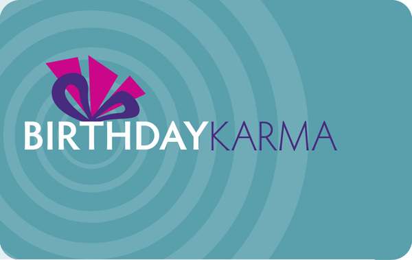 Pocket Cards | Good Birthday Karma