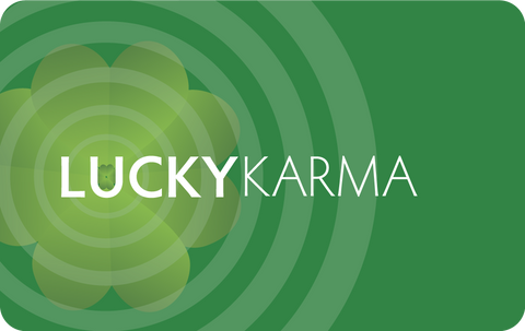 Pocket Cards | Lucky Karma (Clover)