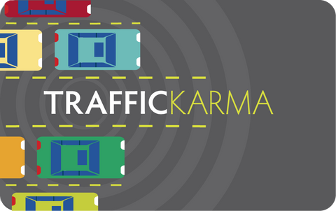 Pocket Cards | Good Traffic Karma