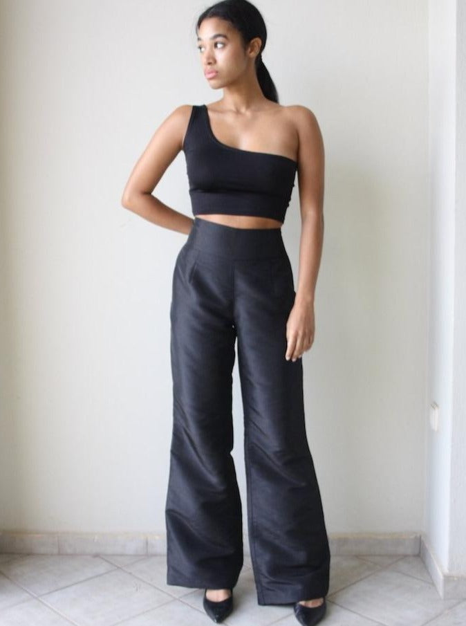 JULIA PANTS - BLACK