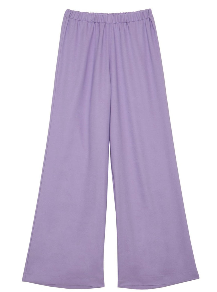 THE CONFIDENCE SUIT - LILAC PANTS