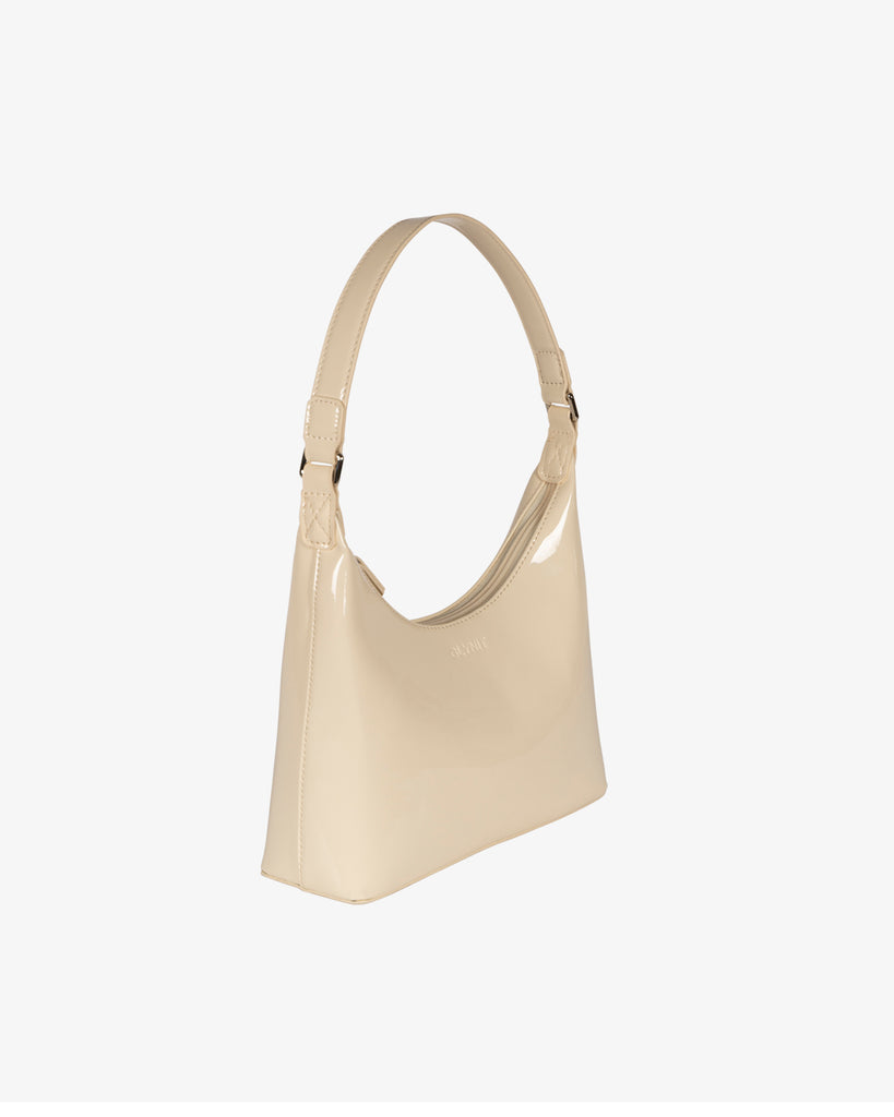 MOLLY BAG - ALMOND WHITE