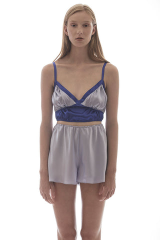 EMI SILK SET - BLUE