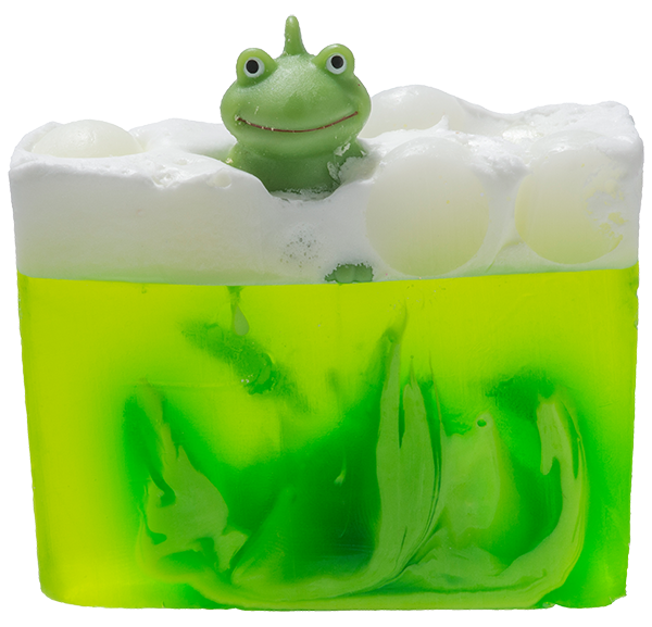 It's Not Easy Being Green Soap