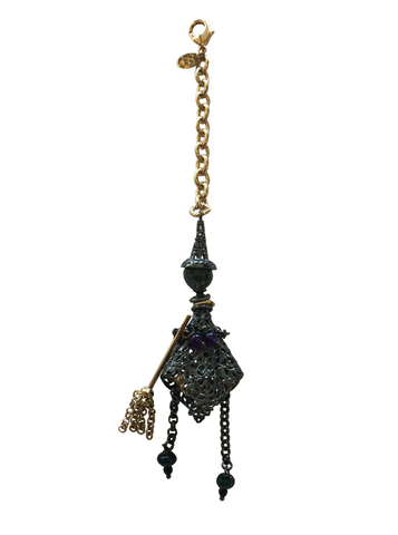 HANDBAG CHARM WITCH