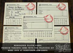 GBRPG Franchise Kit :: Equipement Cards & Ghost Die