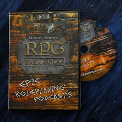 Nerdy Show's RPG Treasure Chest :: DVD Archive