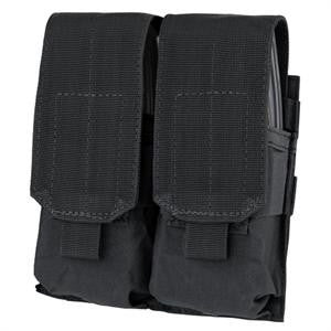 Condor Outdoor Double M4 Mag Pouch - Color Options
