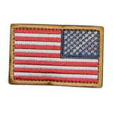 USA Flag Patches by Condor Outdoor