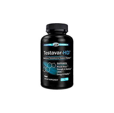 Advance Nutrient Science Pharma Series Testavar-HD 180 Capsules