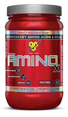BSN AMINO X 30srv FRUIT PUNCH