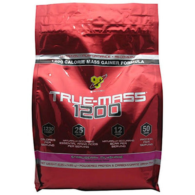 BSN TRUE MASS 1200 10lb STRAWBERRY