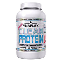 FX CLEAR PROTEIN 2lb 30srv STRAWBERRY MILKSHAKE