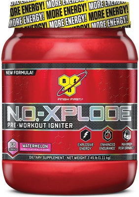 BSN NEW N.O.-XPLODE 2.45lb WATERMELON