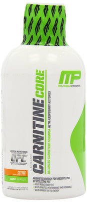 MUP CARNITINE CORE 16oz CITRUS