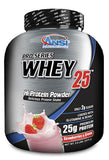 ANSI - Pro-Series Whey Protein Isolate 25, 5lb (2270g) (Strawberry)
