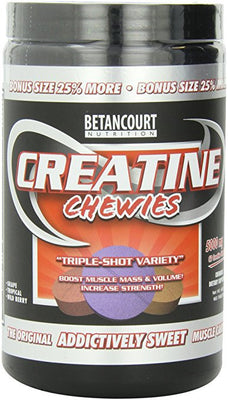 BT CREATINE CHEWS 160t