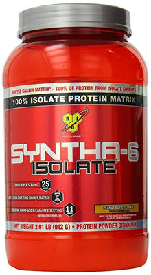 BSN SYNTHA-6 ISO 2lb PEANUT BUTTER COOKIE