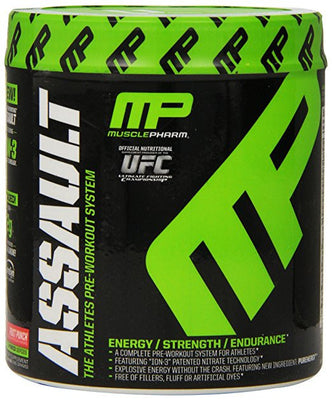 MUP ASSAULT 20srv FRUIT PUNCH