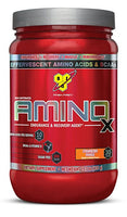 BSN AMINO X 30srv STRAWBERRY ORANGE