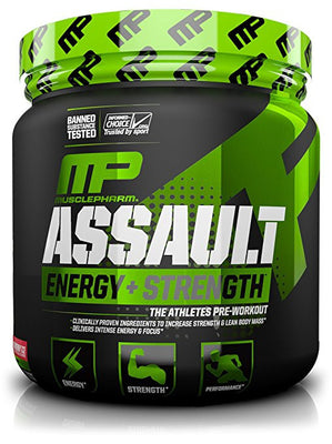 MUP ASSAULT SPORT 30srv STRAWBERRY ICE