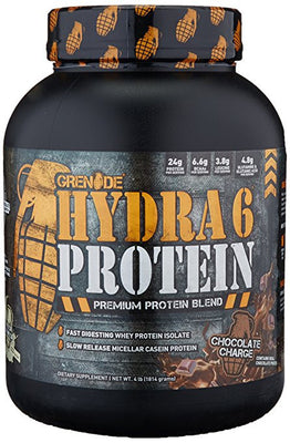 GR HYDRA 6 4lb CHOCOLATE CHARGE