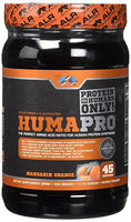 ALR Industries Humapro Powder, Mandarin Orange, 334 Gram