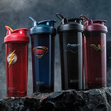 BlenderBottle Justice League Superhero Mixing Cups – Pro32 Ounce, Batman