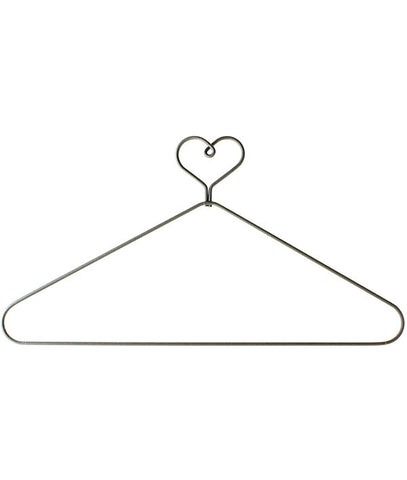 Heart Open Hanger