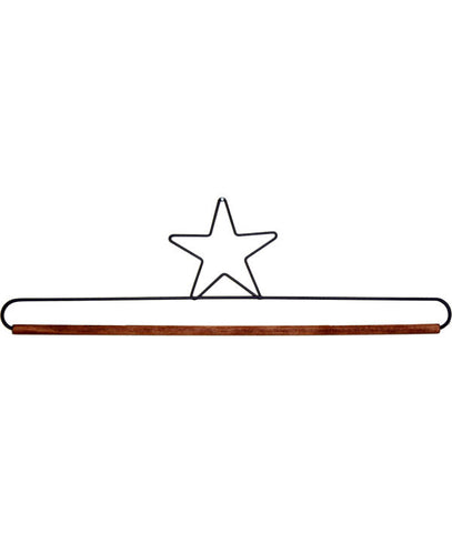 Star with dowel 6 Pack