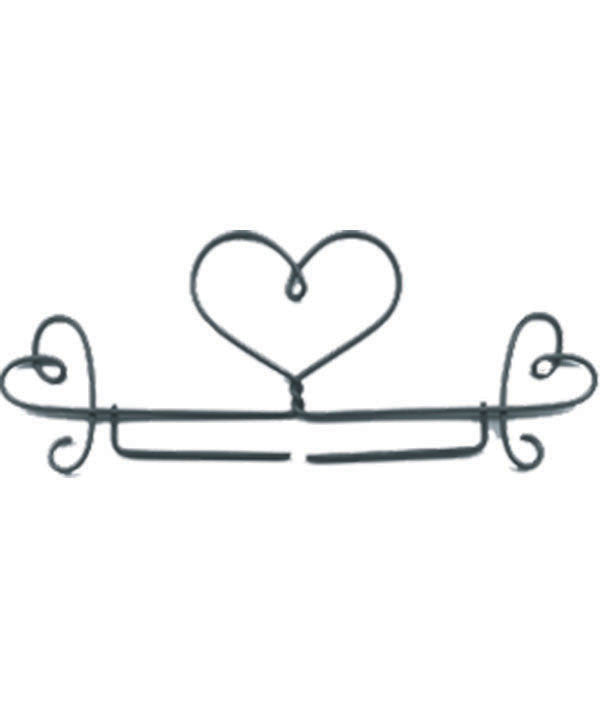 1 pc Bell Pull Hearts