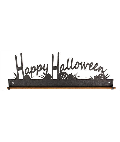 Happy Halloween Fabric Holder